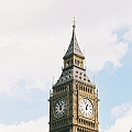 Clock Tower at Westminster